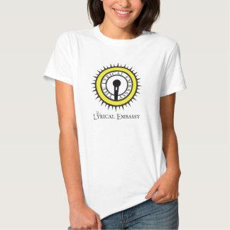 Lyrical ambassador t-shirts