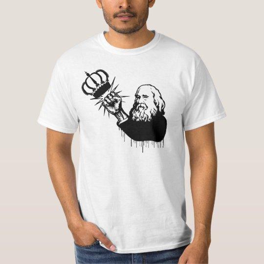 LYSANDER SPOONER NO MASTER T-Shirt