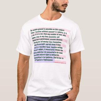 - Lysander Spooner Quotes - 1867 T-Shirt