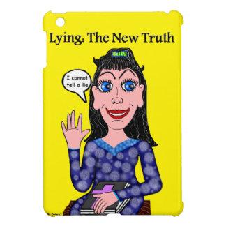 Lyza is Lying: The New Truth Case For The iPad Mini