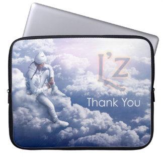 "L'z ""Thank You"" Neoprene Laptop Sleeve 15 inch"