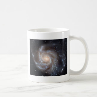 M101 The Pinwheel Galaxy (NGC 4547) Coffee Mug