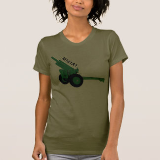 M101A1 Artillery Piece Tshirts