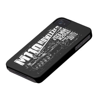M110 howitzer iPhone 4 Case