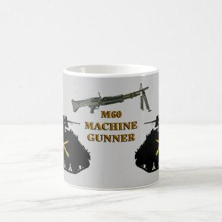 M113 ACAV Track M60 Machine Gunner Mug