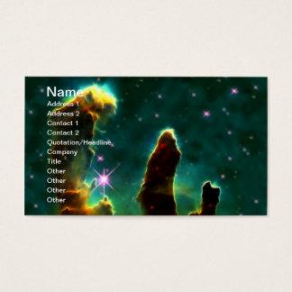 M16 Eagle Nebula or Pillars of Creation Business Card
