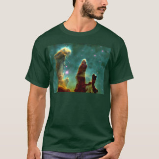 M16 Eagle Nebula or Pillars of Creation T-Shirt
