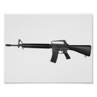 M16 POSTER
