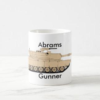 M1A1 Abrams Coffee Mugs