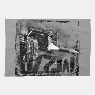"M270 MLRS Kitchen Towel 16"" x 24"" Kitchen Towels"