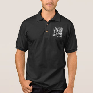 M270 MLRS Men's Gildan Jersey Polo Shirt T-Shirt