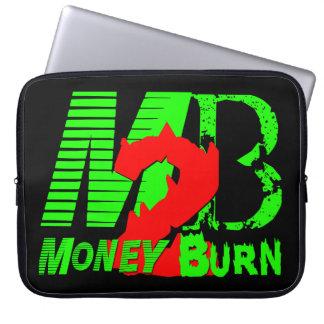 M2B (Money 2 Burn) Computer Bag