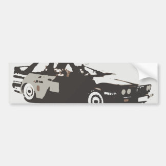M3 E30 BUMPER STICKER