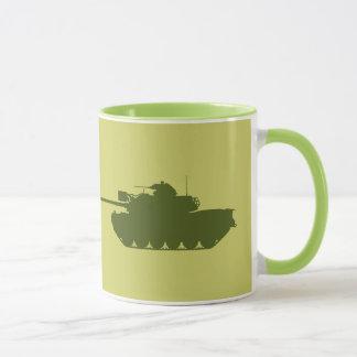 M48A3 Patton Silhouette Mug