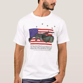 M4 Carbine, Support our 2nd Amendment T-Shirt