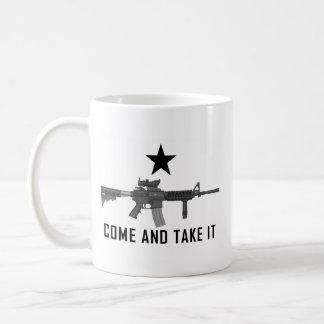 M4 Come And Take It - Mug