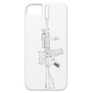 M4 SOPMOD iPhone 5/5S Case