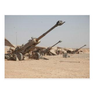 M777A2 POSTCARD