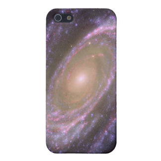 M81 Galaxy is Pretty in Pink iPhone 5/5S Cover