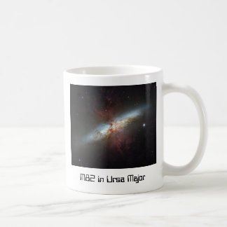 M82 in Ursa Major - mug - Customized