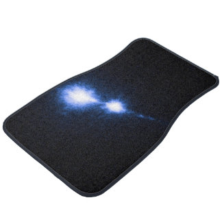 M87 Nucleus and Bright Knot - STIS - July 17, 2002 Car Mat