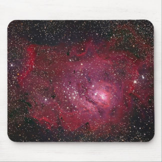 M8 Lagoon Nebula NGC 6523 Mouse Pad