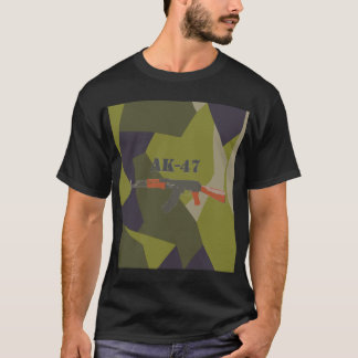 M90 camo AK47 T-Shirt