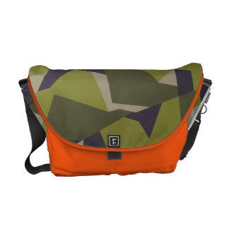 M90 Camo Messenger Bag