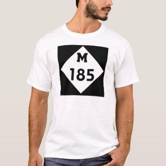 M-185   Mackinac Island Michigan Highway T-Shirt