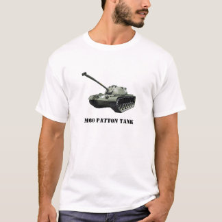 M - 60 Patton Tank T-Shirt