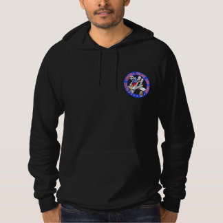 M. A. C. & B. (FRONT Pocket & Full BACK design) Hoodie