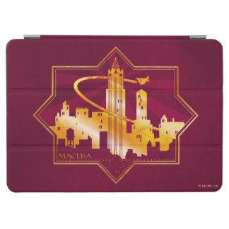 M.A.C.U.S.A. Graphic Badge iPad Air Cover