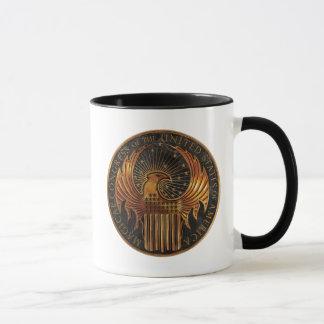 M.A.C.U.S.A. Medallion Mug