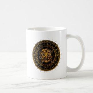 M.A.C.U.S.A. Multi-Faced Dial Coffee Mug