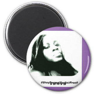 M.A.W.M.S. MOTHERS AND WOMEN MASTERING SURVIVAL 2 INCH ROUND MAGNET