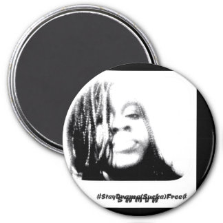 M.A.W.M.S. MOTHERS AND WOMEN MASTERING SURVIVAL 3 INCH ROUND MAGNET