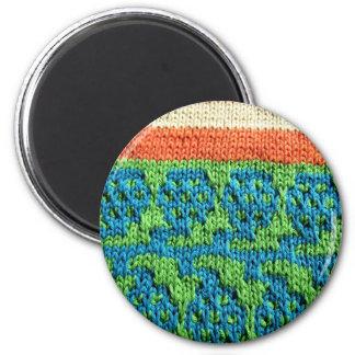 m Artisanware Knit Magnet