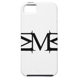 M artwork iPhone 5 cases