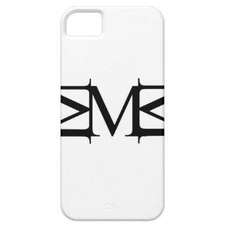 M artwork iPhone 5 covers