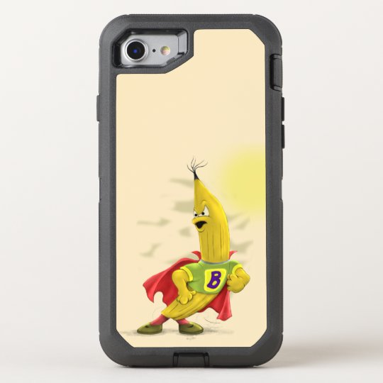 M.BANANA ALIEN  Apple iPhone 8 Plus/7 DS