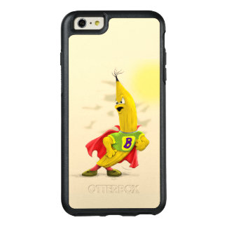 M.BANANA ALIEN  Apple iPhone Plus  CS