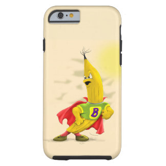 M. BANANA ALIEN  CARTOON iPhone 6/6s   TOUGH Tough iPhone 6 Case