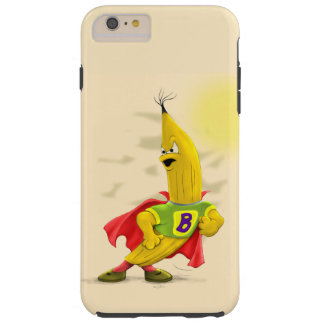 M. BANANA ALIEN  CARTOON iPhone 6/6s  +TOUGH Tough iPhone 6 Plus Case
