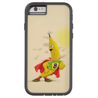 M. BANANA ALIEN  CARTOON iPhone 6/6s   Tough Xtrem Tough Xtreme iPhone 6 Case
