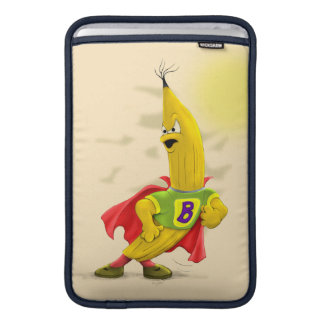 "M.BANANA ALIEN CARTOON Macbook Air 11"" Sleeve For MacBook Air"
