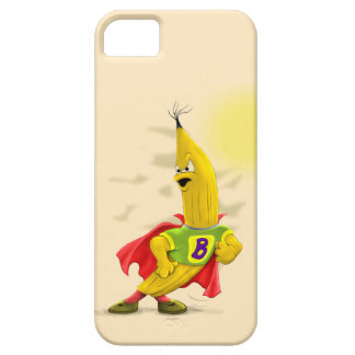 M. BANANA ALIEN  iPhone SE + iPhone 5/5 S Barely T iPhone 5 Cover