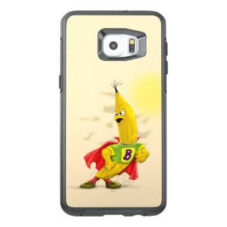 M.BANANA ALIEN  Samsung Galaxy S6    SS EDGE Plus