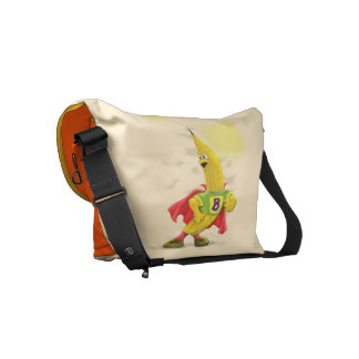 M.BANANA Rickshaw SMALL Messenger Bag