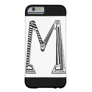"""""""M"""" BARELY THERE iPhone 6 CASE"""
