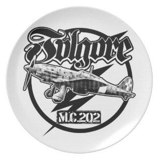 M.C.202 Melamine Plate Melamine Plate